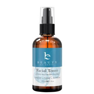 Brightening Facial Toner with Rose Water 139ml