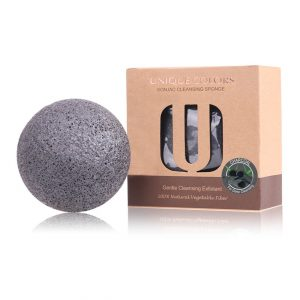 Activated Charcoal Konjac Sponge