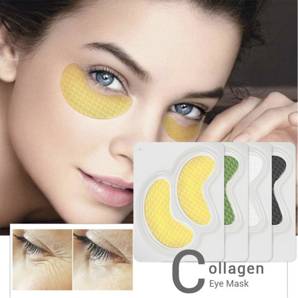 24K Gold Collagen Anti-Aging Eye Patches