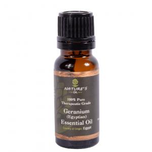 Geranium Essential Oil - 100% Pure Therapeutic Grade 15ml