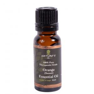 Orange (Sweet) Essential Oil - 100% Pure & Natural 15ml