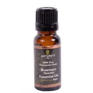 Rosemary Essential Oil - 100% Pure Therapeutic Grade 15ml