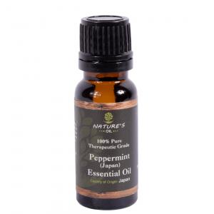 Peppermint Essential Oil - 100% Pure Therapeutic Grade 15ml