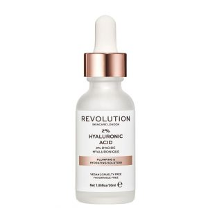2% Hyaluronic Acid Skin Plumping & Hydrating Serum 30ml