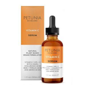 Petunia Vitamin C 20% + Ferulic Acid Serum