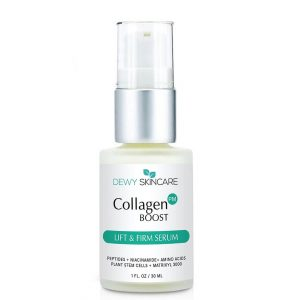 Dewy Skincare Collagen Boost Skin Firming Serum 30ml