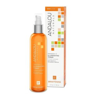 Andalou Naturals Clementine + Vitamin C Illuminating Toner