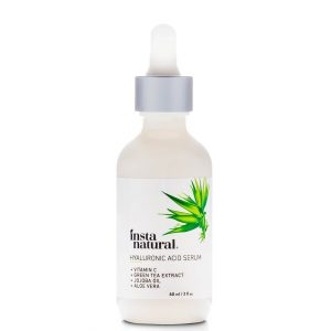 InstaNatural Hyaluronic Acid Serum with Vitamin C