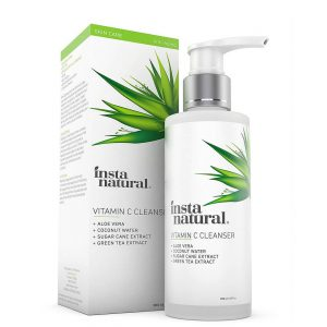 InstaNatural Vitamin C Anti-Aging Facial Cleanser
