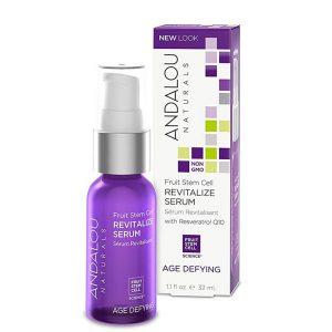 Andalou Naturals Resveratrol Q10 Revitalize Serum