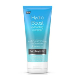Neutrogena Hydro Boost Gentle Exfoliating Cleanser