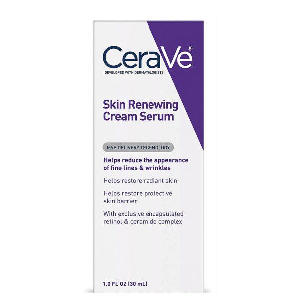Cerave Skin Renewing Retinol Cream Serum 30ml