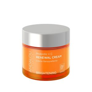 Andalou Naturals Probiotic + Vitamin C Brightening Cream