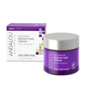 Andalou Naturals Goji Peptide Skin Perfecting Cream