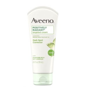 Aveeno Positively Radiant Dark Spot Cream with SPF15