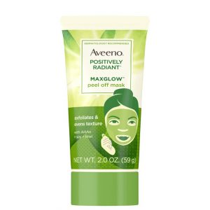 Aveeno Positively Radiant Max Glow Peel-Off Mask