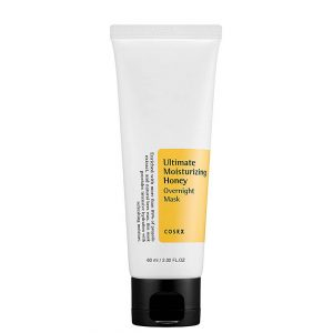 Cosrx Ultimate Moisturizing Honey Overnight Mask 60g