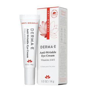 Derma E Anti-Wrinkle Vitamin A & E Eye Creme 15ml