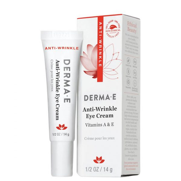 Derma E Anti-Wrinkle Vitamin A & E Eye Creme 15ml