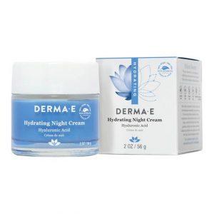 Derma E Hyaluronic Acid Hydrating Night Creme 60ml