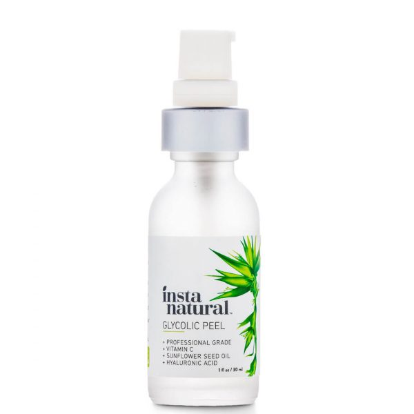 InstaNatural Glycolic Acid 30% + Vitamin C Exfoliating Peel