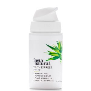 InstaNatural Youth Express Anti-Aging Eye Gel 15ml