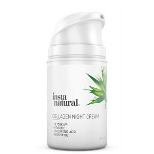 InstaNatural Collagen Night Anti Aging Cream
