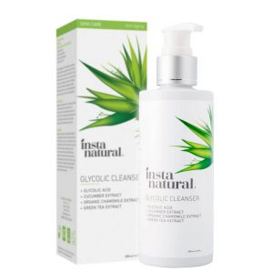 Glycolic Acid Anti-Aging Facial Cleanser 200ml