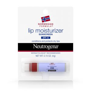 Neutrogena Lip Moisturizer Sunscreen with SPF15