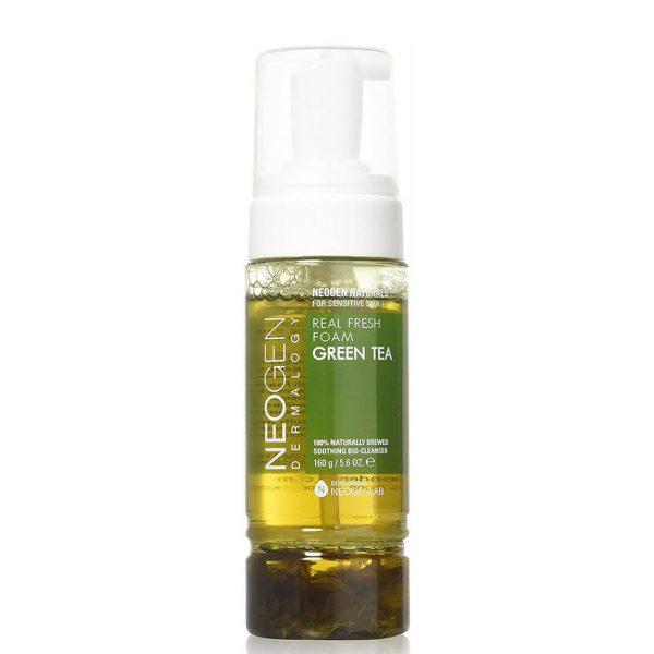 Neogen Green Tea Real Fresh Foam Cleanser 160g