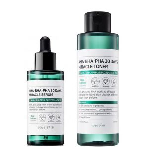 Some By Mi AHA BHA PHA 30 Days Miracle Toner + Serum