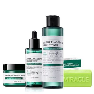 Some By Mi AHA BHA PHA 30 Days Miracle Complete Set
