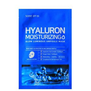 Some By Mi Hyaluron Moisturizing Glow Luminous Sheet Mask