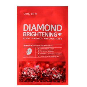 Some By Mi Diamond Brightening Glow Luminous Sheet Mask