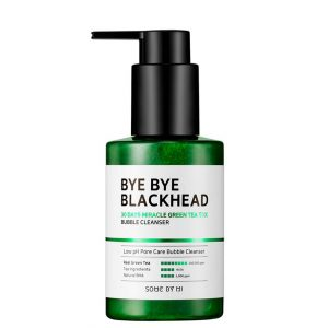 SOME BY MI Bye Bye Blackhead Green Tea Bubble Cleanser