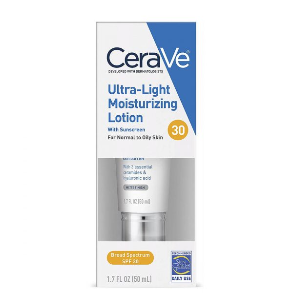 Cerave Ultra-Light Moisturizing Facial Lotion with SPF 30