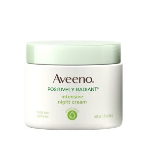 Aveeno Positively Radiant Moisturizing Night Cream 48ml