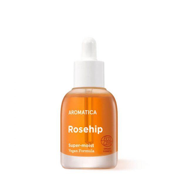 Aromatica 100% Organic Rose Hip Oil 30ml