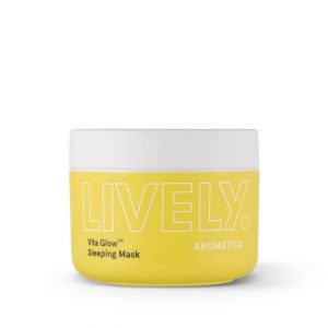 Aromatica LIVELY Vita Glow Sleeping Mask​ 100ml