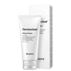 Dr. Jart+ Dermaclear Micro pH Foam Facial Cleanser 120ml