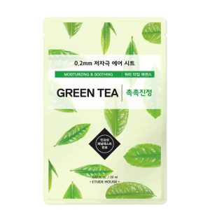 Etude House 0.2 Therapy Air Sheet Mask - Green Tea