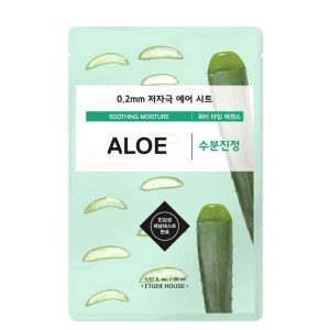 Etude House 0.2 Therapy Air Sheet Mask - Aloe