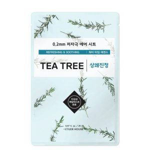 Etude House 0.2 Therapy Air Sheet Mask - Tea Tree