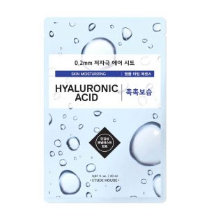 Etude House 0.2 Therapy Air Sheet Mask - Hyaluronic Acid