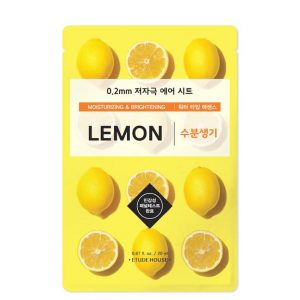 Etude House 0.2 Therapy Air Sheet Mask - Lemon