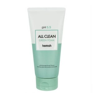 Heimish All Clean Green Foam pH 5.5 Cleanser