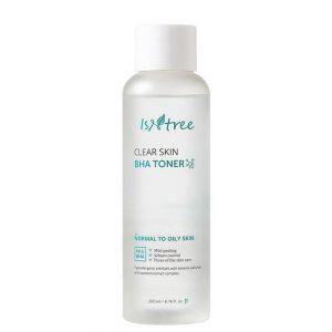 ISNTREE Clear Skin BHA Toner 200ml