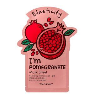 TONY MOLY I`m Real Pomegranate Sheet Mask