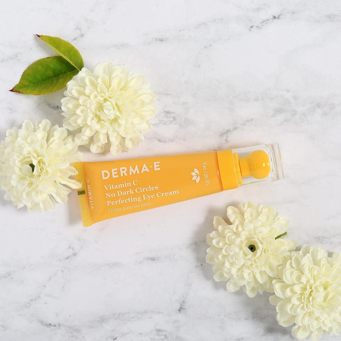 Derma E Vitamin C No Dark Circles Eye Cream 14ml | Beauty Hub