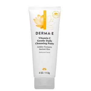 Derma E Vitamin C Gentle Daily Cleansing Paste 113ml